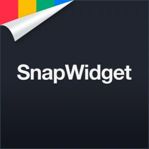 Ferramentas e widgets