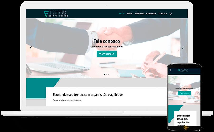 418ae244454 Criação e desenvolvimento de site em WordPress